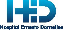 Logo dos Hospital Ernesto Dornelles