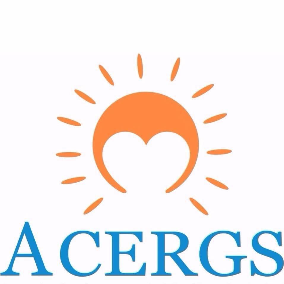 Descrição da imagem: logomarca da ACERGS. Fim da descrição.